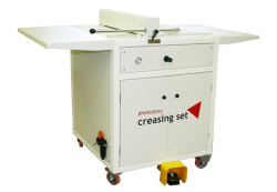 "Pneumatic Creasing Set - Up to 20"" x 20"""