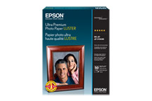 Epson Ultra Premium Photo Paper Luster Sheets
