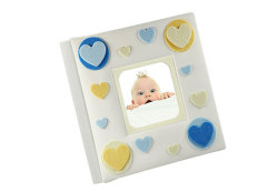 Photostory Cover Kids Collection HEART Blue