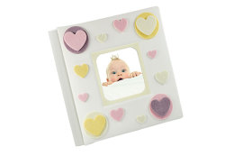 Photostory Cover Kids Collection HEART Pink