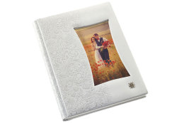 Photostory Cover OL Ispirazione Collection BLANCO Y FLORES Frame