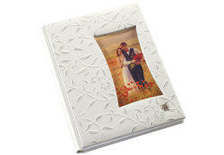 Photostory Cover OL Ispirazione-Collection MARGHERITA Frame White