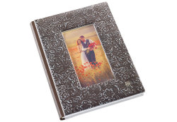 Photostory Cover OL Opera Collection DUCHESSA FRAME Brown