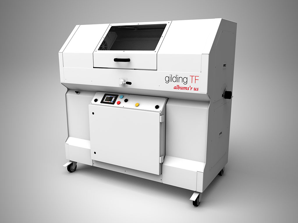 Gilding TF Machine – APS Imaging Solutions